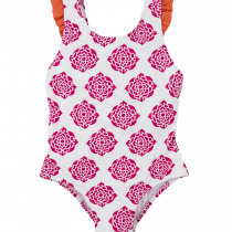 Hatley Henna Floral Swimsuit