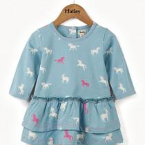 Hatley Unicorn Winter Dress