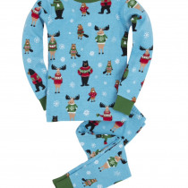 Hatley Boys Ugly Sweater Pajamas