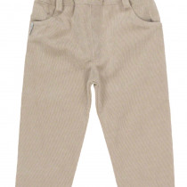 Baby Camel Fine Pin Cord Pants / Trousers by Babidu