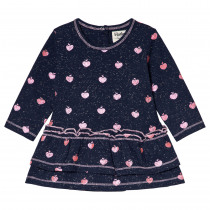 Glitter Apples Dress by Hatley