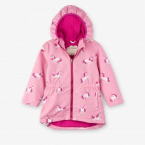 Majestic Unicorn Rain Jacket