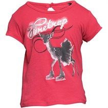 Baby girls Cerise Pink Tee by Firetrap