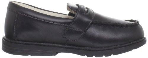 pediped boys black shoes