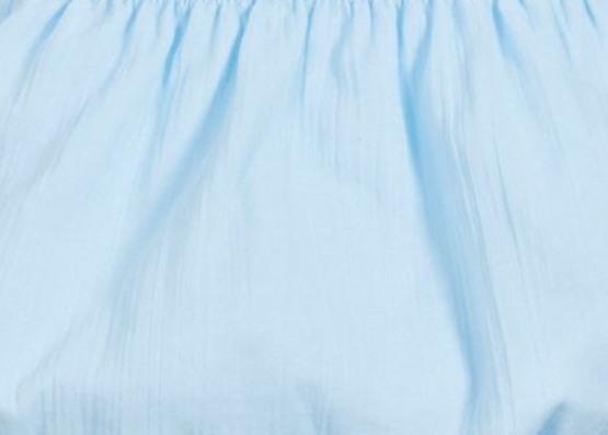 Babidu SS19 Ref 41123 Peter Pan Collar Boys 2 Piece Set with Blue Shorts.