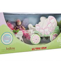 Le Toy Van Fairy Carriage & Unicorn