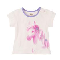 Hatley Baby Girl Horse Tee