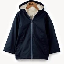 Hatley Boys True Navy Splash Jacket