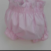 Baby Girls Pink Summer Shorts