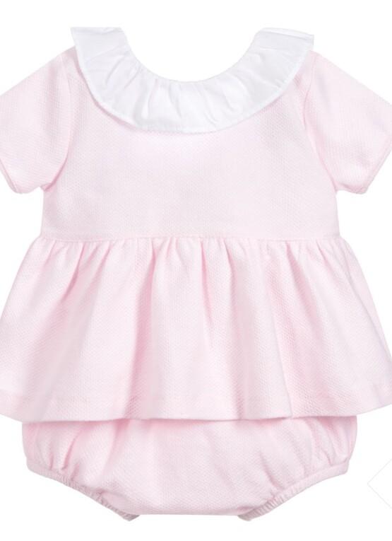 Babidu Summer Dress Set in Pink Babidu Ref 47320