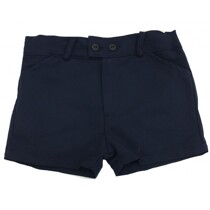 Baby Boys Navy Summer Shortsr