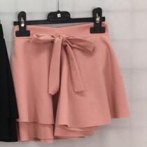 Girls Pink Summer Shorts/Skirt