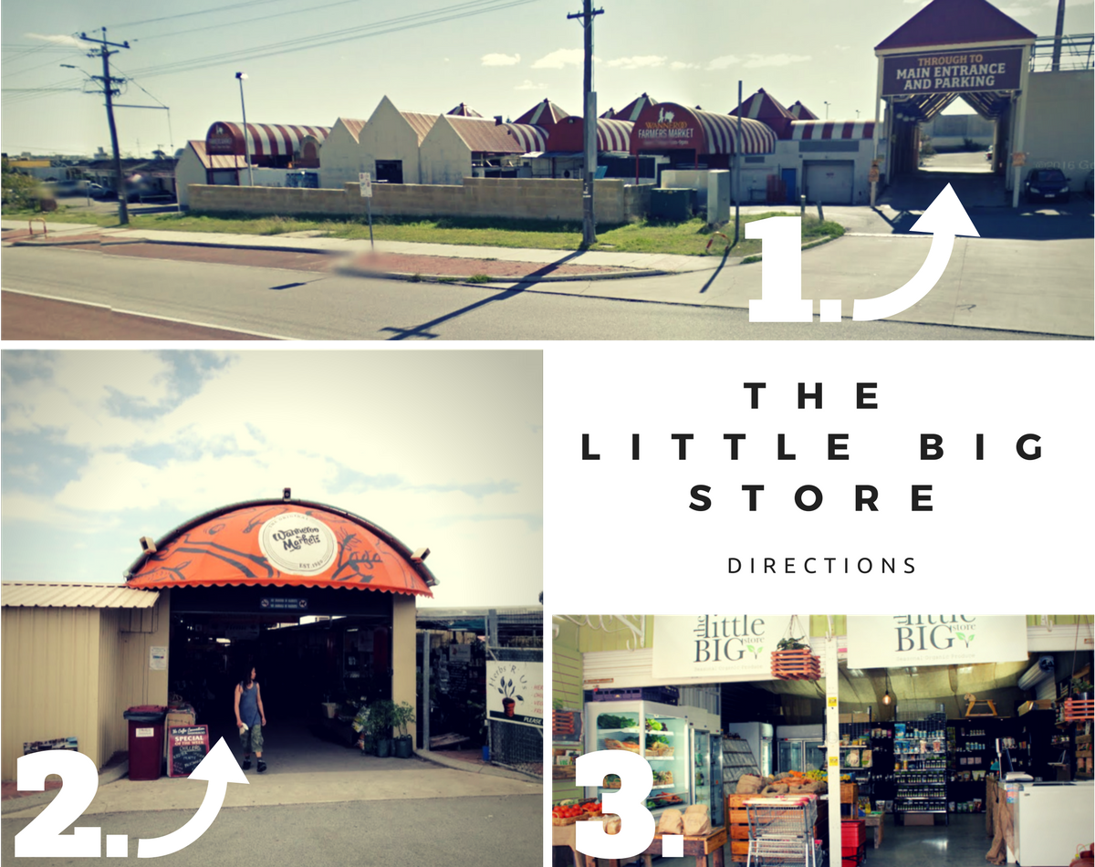 The Little Big Store