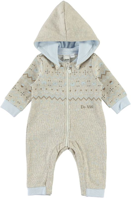 Baby Taupe All-In-One – by IDO Mini