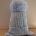 Woolen Hat with Large Bobble