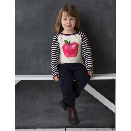 hatley-nordic-apple Long Sleeve Top