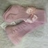 Katun Pink Bow tights