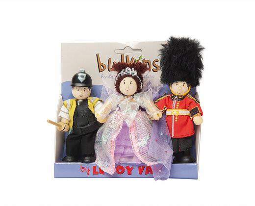 Le Toy Van Budkins Heart of London Triple Pack