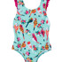 Hatley Bird with Pink Frill Swimsuit