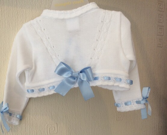 Pretty Originals Bow Cardigan