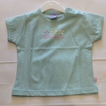 Baby girls T-Shirt  by Baby Face Clothing