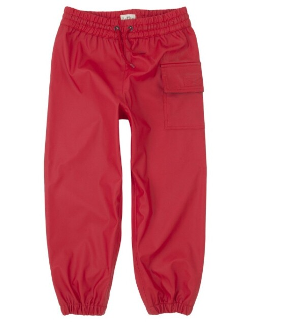 Hatley Red Water Proof Trousers