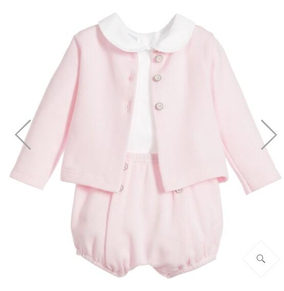 Babidu Pink 2 piece set