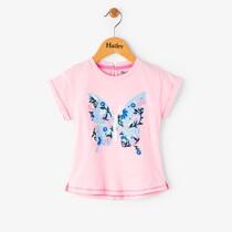 Hatley Prairie Butterfly Tee – Pink