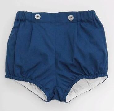 Baby Boys Navy Shorts