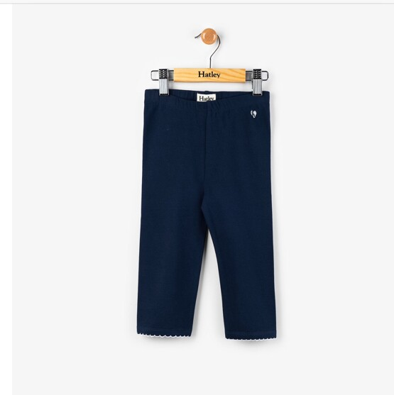 Hatley Solstice Capri Leggings – Navy