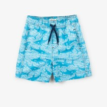 Hatley Shark Alley Swim Trunks