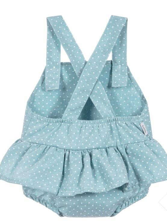 Babidu Frill Dress Romper Ref 93359