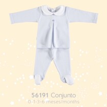 Babidu Baby 2pc Grey Set