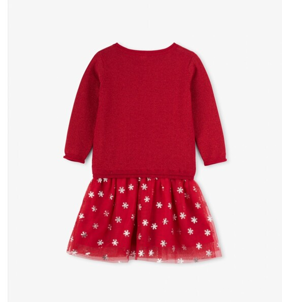 Hatley Red Christmas Dress