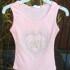 Girls LOVE Pink Vest Top