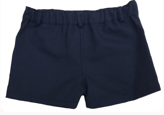 Boys Navy Shorts By Spanish Brand Sardon