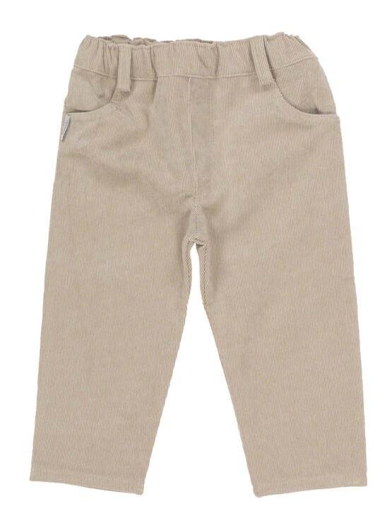 Baby Camel Fine Pin Cord Pants / Trousers by Babidu