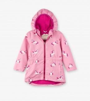 Majestic Unicorn Rain Jacket
